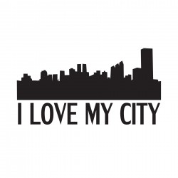 I LOVE MY CITY