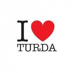 I LOVE TURDA
