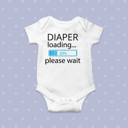 Body bebe Diaper loading