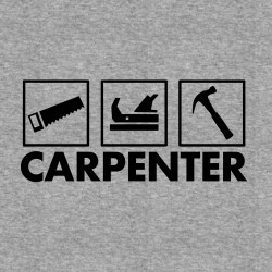 A badass carpenter