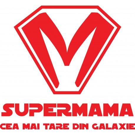 Tricou SUPERMAMA
