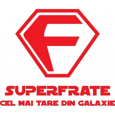 Tricou pentru tata SUPERFRATE