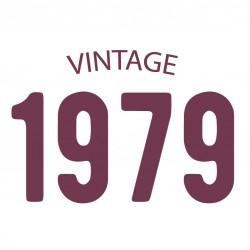 Tricou personalizat VINTAGE 1979