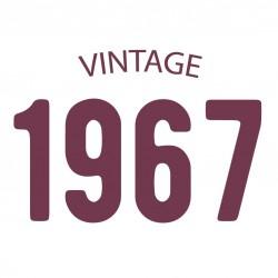 Tricou personalizat VINTAGE 1967
