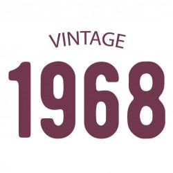 Tricou personalizat VINTAGE 1968