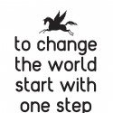 TO CHANGE THE WORLD