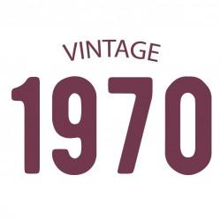 Tricou personalizat VINTAGE 1970