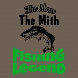 Tricou pentru pescari Fishing Legend